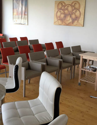 salle seminaire modulable normandie