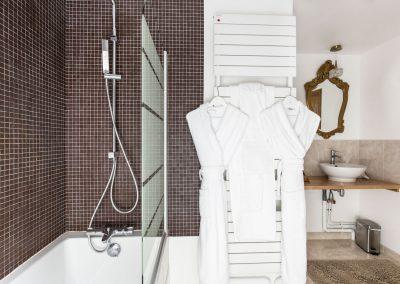 Bourgeoise salle de bain normandie