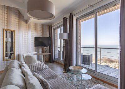 Normandy hotel deauville vue mer