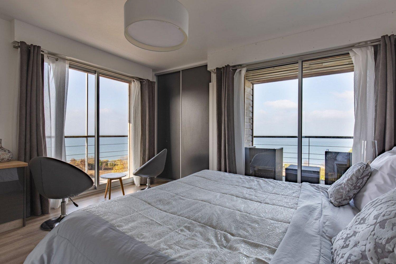 Hôtel Villerville, Les Chambres d\'Annie gîtes chambres d\'hôtes vue mer