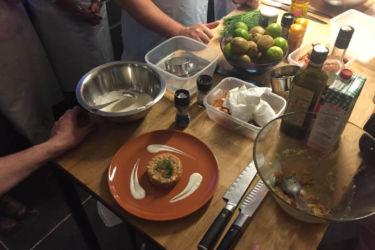 cours de cuisine séminaire deauville