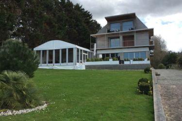 salle réunion et séminaire deauville extérieure et maison d'hôte
